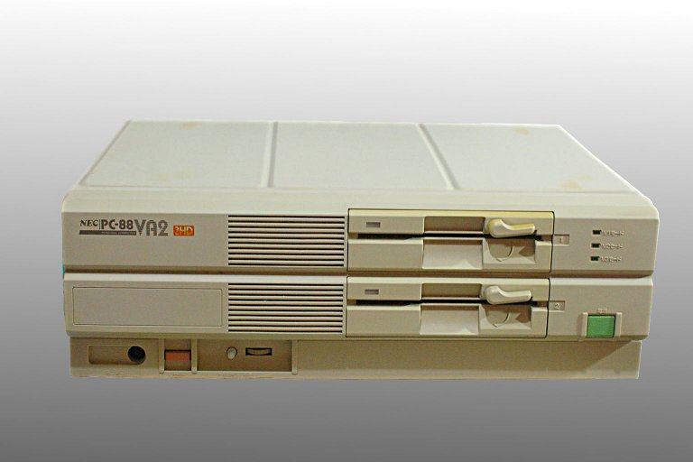 PC-88VA2 2HD NEC