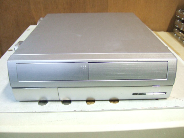 Aopen スリムタワー型PC A340 Celeron2.2GHz/512MB/40GB/CD-ROM