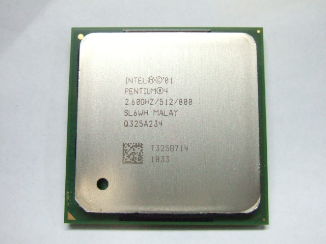 Intel Pentium4 2.60GHz/512/800 Socket478 Northwood SL6WH