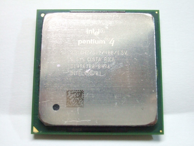 Intel Pentium4 2.20GHz/512/400 Socket478 Northwood SL5YS