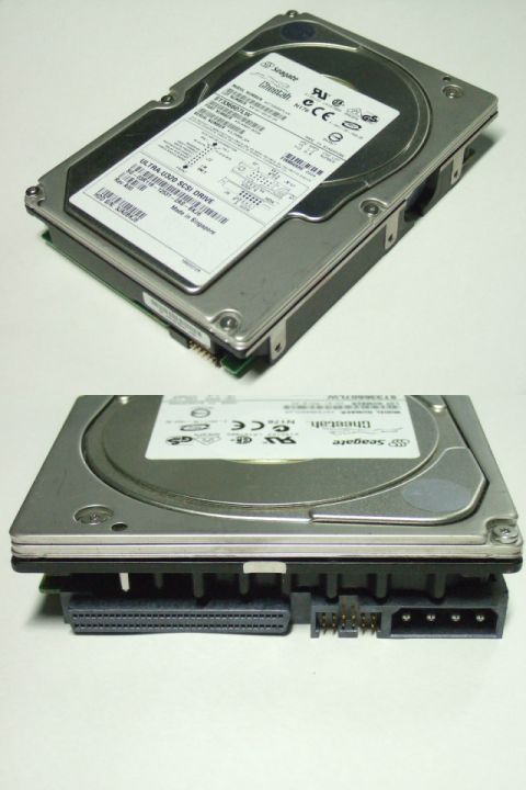 Ultrastar 36LP DPSS-309170 9.1GB U160 SCSI 7200rpm