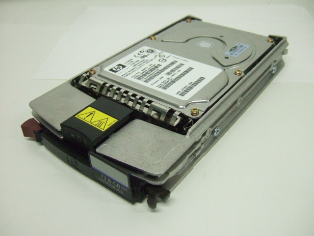 HP BD072863B2 72.8GB U320/SCA 10000rpm