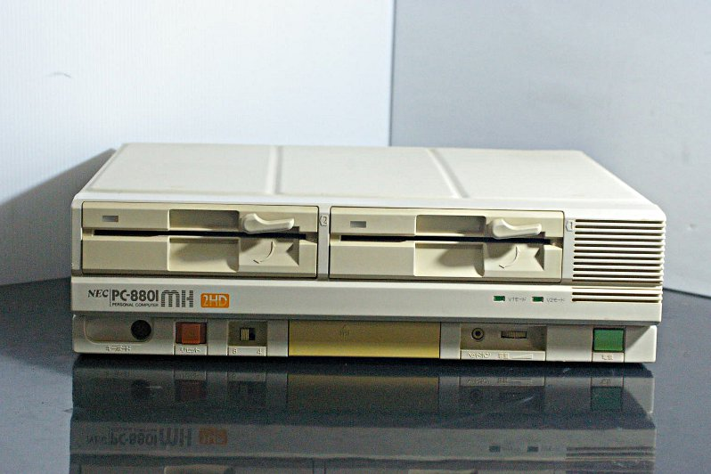 PC-8801MH 2HD NEC