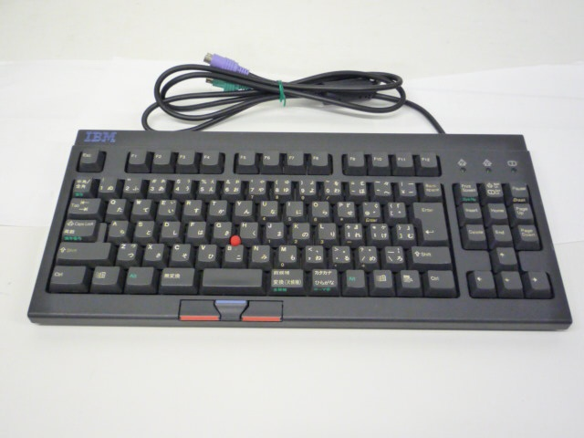 IBM Space Saver Keyboard II RT3200 ���ܸ� PS/2