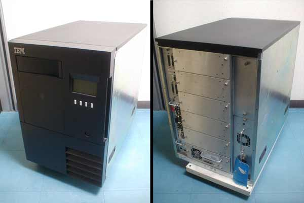 IBM 3583 L18 LTO ULTRIUM2 TAPE LIBRARY 18-SLOT