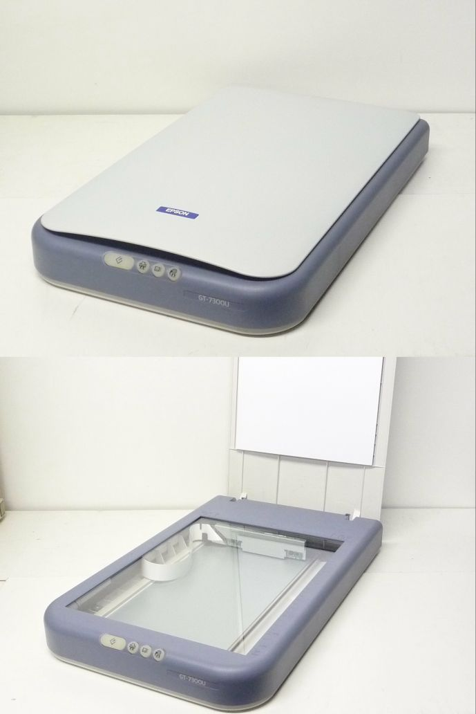 GT-7300U EPSON A4カラースキャナ
