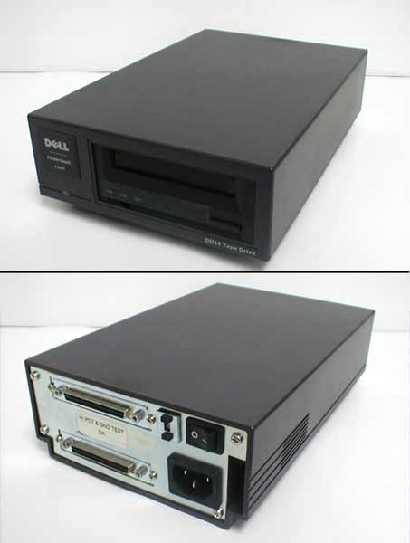 DELL PowerVault 100T DDS4