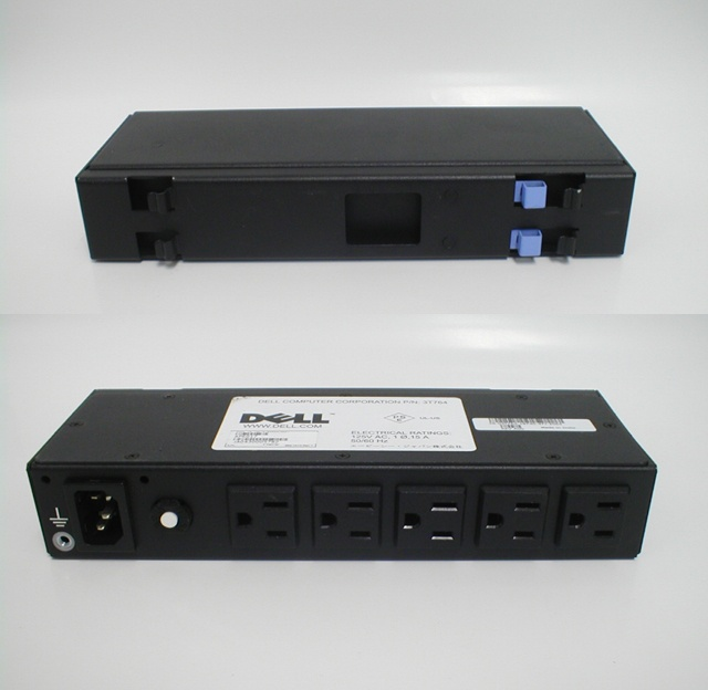 AP6017 DELL (APC) 電源タップ ELECTRICAL RATINGS