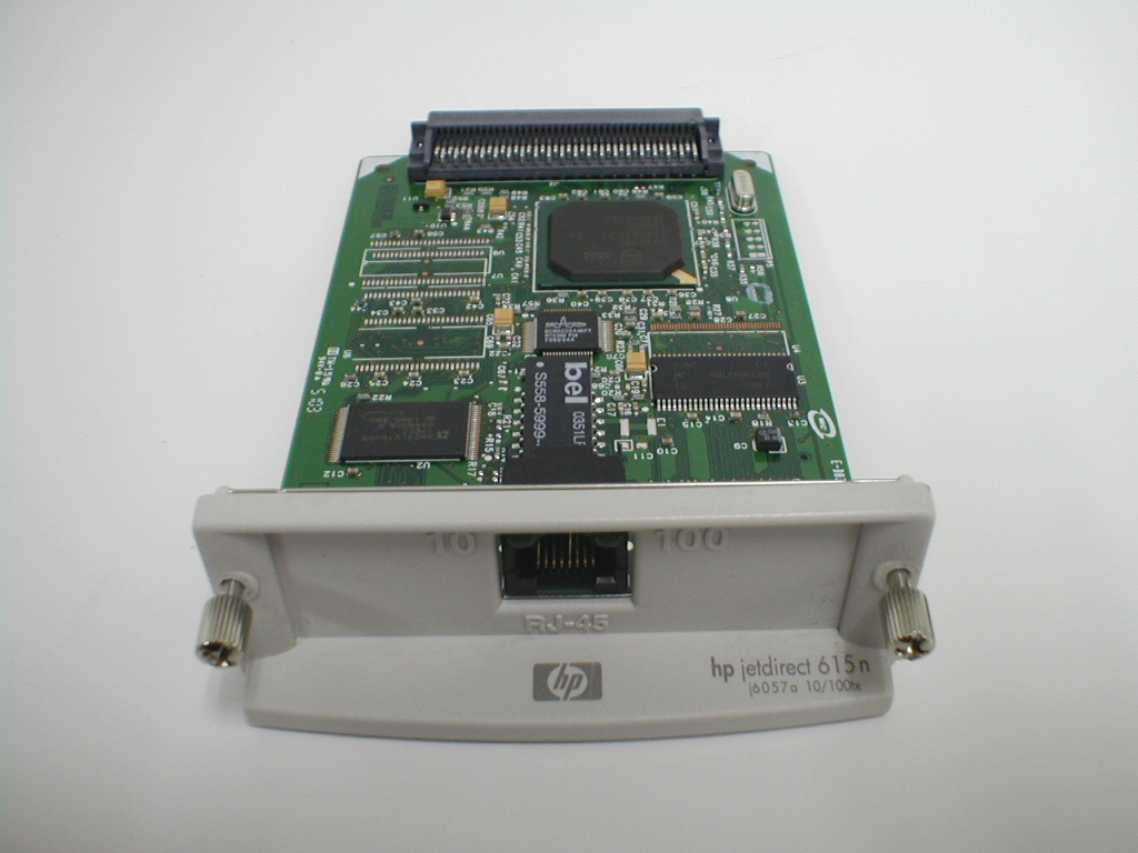 HP Jetdirect 615n j6057a プリントサーバEthernet10/100TX内蔵型