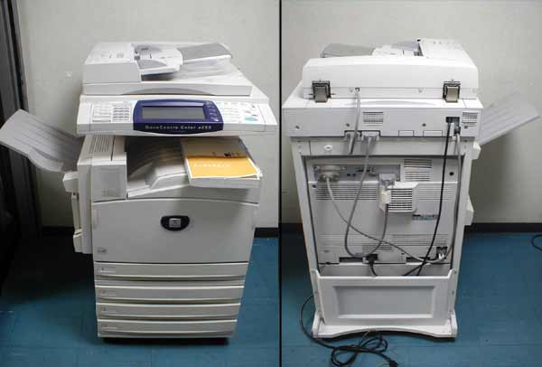 DocuCentre Color a250 FUJIXEROX コピー+プリンター