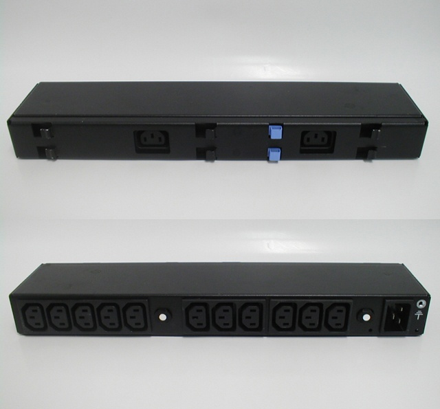 AP6024 DELL (APC) 電源タップ ELECTRICAL RATINGS