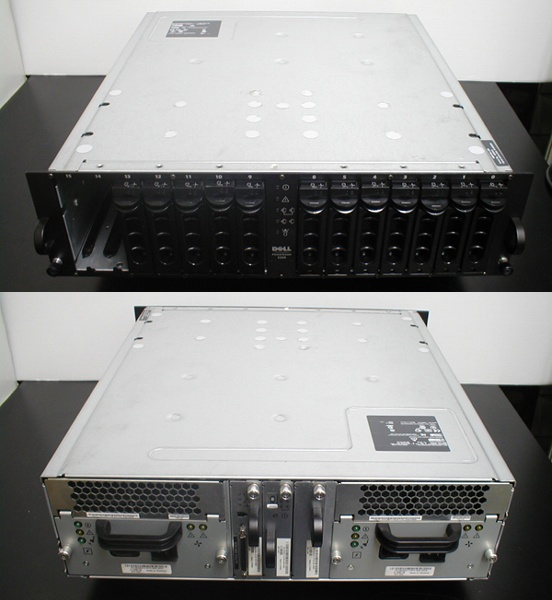 DELL PowerVault 220S Ultra320 SCSI Storage Array