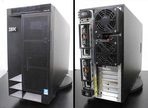 IBM eServer Xseries 235 鍵付き