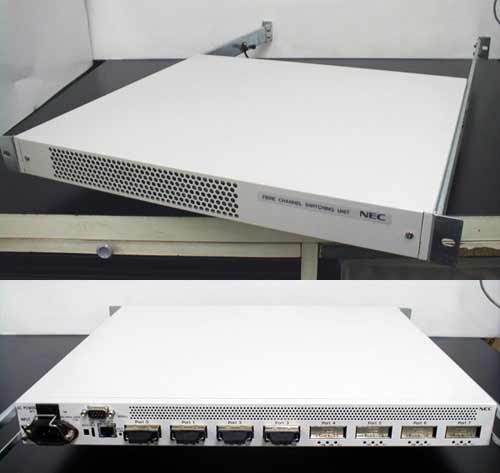 1GB FIBRE CHANNEL SWITCHING UNIT